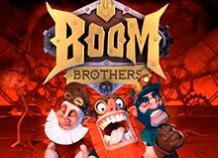 Новый игровой аппарат Boom Brothers от NetEnt с бонусами