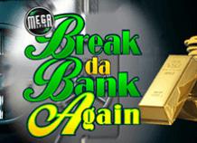 Mega Spins Break Da Bank от Microgaming – играйте онлайн в аппарат