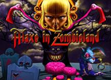 Играйте бесплатно в слот Alaxe In Zombieland