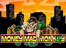 Популярный игровой автомат Money Mad Monkey