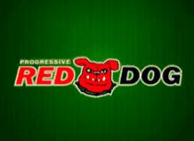 Как играть бесплатно в слот Red Dog Progressive
