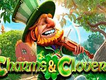 Charms & Clovers: тематический игровой аппарат от Betsoft
