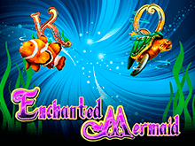 Enchanted Mermaid от Microgaming: игровой аппарат с джекпотом