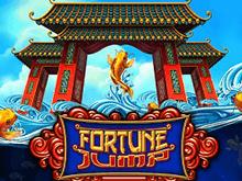 Fortune Jump от Playtech: онлайн-игра на деньги от Playtech