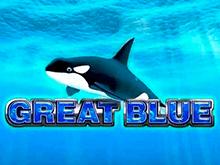 Great Blue — игровой автомат online