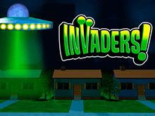 Invaders — азартная игра онлайн