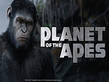 Planet Of The Apes: тематический онлайн-гаминатор от Netent