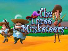 The Three Musketeers: тематический игровой аппарат от Playtech
