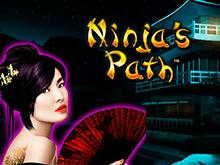 Ninja's Path – онлайн-автомат от популярного разработчика Novomatic