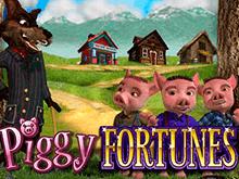 Piggy Fortunes в режиме онлайн от разработчика Microgaming