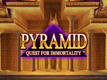 Пирамида: Поиск Бессмертия: игровой онлайн-автомат от Netent