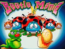 Музыкальная бонусная игра в игровом эмуляторе Beetle Mania
