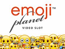 Шансы выиграть на онлайн автомате Emoji Planet Video Slot неплохи