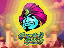 Играйте онлайн в автомат Genies Gems