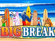 Прибыльная бонусная игра и фриснины в онлайн эмуляторе Большая Волна