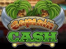 Играть в слот-машину Капитан Кэш онлайн в азартном клубе Вулкан Удачи