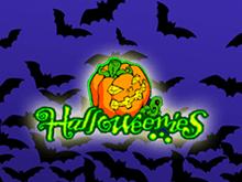 Азартная и увлекательная слот машина Хэллоуин онлайн