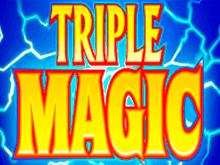 Виртуальный классический автомат Triple Magic