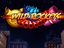 Трехмерный тематический автомат Wild Rockets