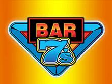 Бесплатный аппарат Bar 7's на игровом портале казино