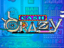 Cash Crazy от Microgaming – играть онлайн без смс и депозитов