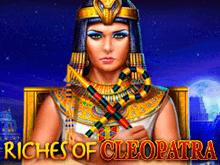 Riches Of Cleopatra — азартный игровой автомат