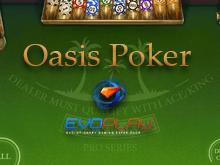 Оазис Покер от EvoPlay – игровой автомат